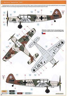 Eduard Kit No. 8078 – Bf 108 Profipack Review by Brad Fallen