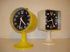 Jerger clocks. Made in Germany - Mundo Beat by Hernán Aiello