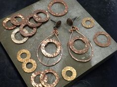 Copper Washers: A beautiful addition to your Jewelry Designs