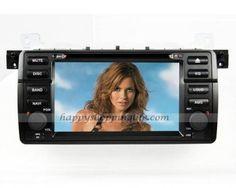 BMW M3 Android Autoradio DVD GPS Wifi 3G Digital TV Bluetooth $579.19