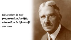 By Novia Heroanto 17 May 2016 John Dewey was one of the most prolific thinkers in his era, and his revolutionary concepts are still relevant up to