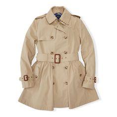 Fleece Graphic Pullover - Tops & Tees  Girls' 7–16 - RalphLauren.com