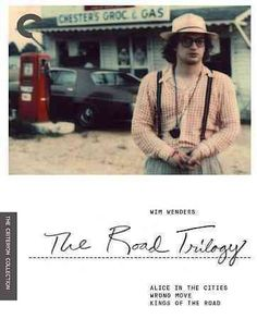 Wim Wenders: The Road Trilogy