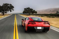 CORVETTE C7 Stingray #corvette #luxury #power #car #usa #luxe