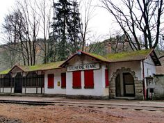 mano's welt: winterspaziergang im harz - lost places