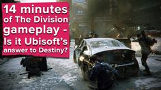 14 minutes of new The Division gameplay - Is it Ubisoft's answer to Dest...