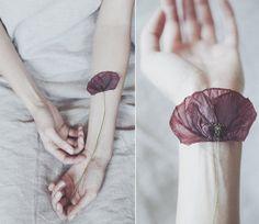 Sleeping flower © Anna O.