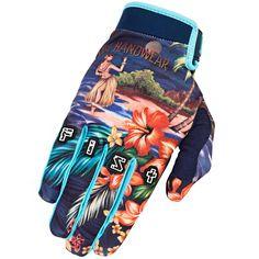 FIST Hardwear Strapped Gloves - Hula Navy
