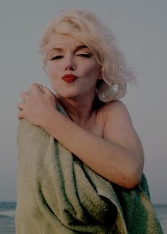 "normajeaned: "" Marilyn Monroe photographed by George Barris, 1962. "" """