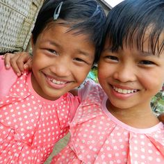 PHOTO OF THE DAY: Myanmar: Girls rescued from a life of child labor now happy at one of our orphan homes. Full Story: http://blog.peacegospel.org/2012/12/myanmar-thanks-to-continued-success-at.html Take Action: shop Amazon through our link, 7% of purchase goes to our programs: http://amazon.peacegospel.org Raise Awareness: please like & repin!