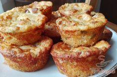 Pizza muffin, 20 perc alatt