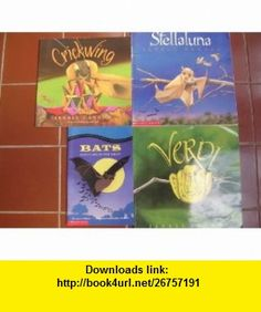 Stellaluna, Verdi, Crickwing, Bats ; Box Set of 4 Janell Cannon ,   ,  , ASIN: B005P8AK7K , tutorials , pdf , ebook , torrent , downloads , rapidshare , filesonic , hotfile , megaupload , fileserve