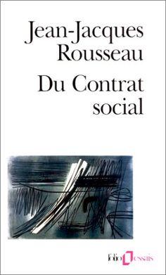 Amazon.fr - Du contrat social : Discours sur l'économie politique, du contrat social, première version, suivi de Fragments politiques - Robert Derathé, Jean-Jacques Rousseau - Livres