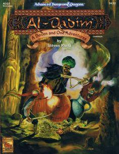 Al Qadim A dozen and One Adventures
