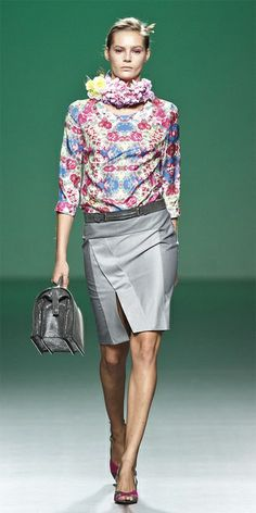 Spain Fashion Week - More Details → http://pattyfashiondegreesblog.blogspot.com/2012/07/spain-fashion-week.html.