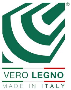 New logo Real Wood, now REAL WOOD MADE IN ITALY