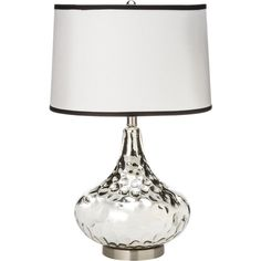 details This item cannot ship to California; the state of California requires that lamps include a high efficiency light bulb. Body Material: Metal. Switch Typ…