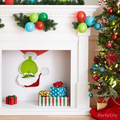 Celebrate Christmas in Grinch style. Here are best Grinch Christmas Party ideas. From Grinch Christmas decor to Grinch themed Christmas recipes are here. Whoville Christmas Decorations, Grinch Decorations, Grinch Christmas Party, Grinch Who Stole Christmas, Christmas Party Decorations, Christmas Themes, Kids Christmas, Christmas Crafts, Christmas Carol