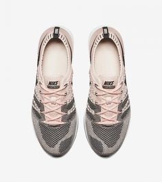 new product f0de7 50d71 nike-flyknit-trainer-sunset-tint-top