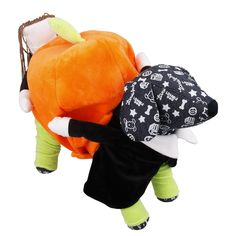 CHICTRY Dog Cat Carrying Pumpkin Halloween Costume Fancy Party Photo Warm Jacket >>> Find out more about the great product at the image link. (This is an affiliate link) #MyCat