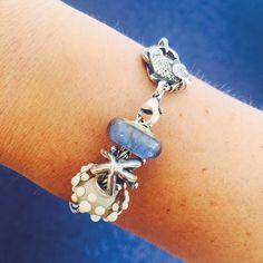 Mermaid bracelet @trollbeads #trollbeads