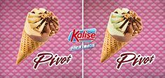 Pivot Vainilla y Chocolate