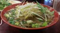 Pho bac cy in Irvine, CA. My favorite place for pho <3