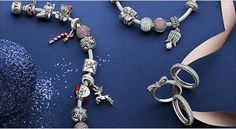 View Pandora's new Winter 2014 Collection for holiday gift ideas. | Peter Franklin Jewelers