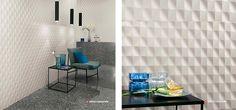 Three-dimensional ceramic surfaces by Atlas Concorde