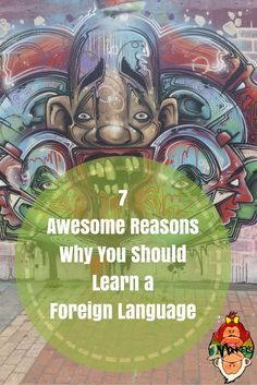 Language is a powerful bridge that connects people. We use it to express our thoughts and feelings for each other. So more than English, and your very own native tongue, how cool it is to know another foreign language?