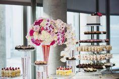 Pink Modern Fairy Tale Wedding - Belle The Magazine