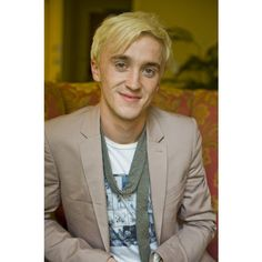 Harry Potter Pictures, Images and Graphics ❤ liked on Polyvore featuring tom felton and harry potter