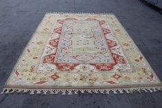 Vintage Turkish Rug CarpetDecorative Turkish by pinkvintagerugs