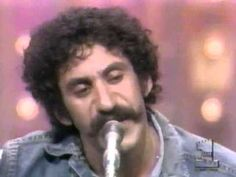 """JIM CROCE- """"OPERATOR""""…..love so much of the 70s music and artists…so heartfelt…."""