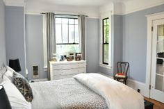 love this Paint color for bedroom.