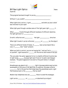 Bill Nye Friction Worksheet Answers Worksheets For Kids | science ...