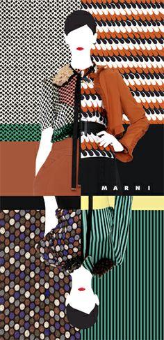Marni postcard
