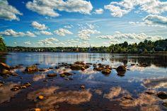 Nova Scotia Mahoney Bay
