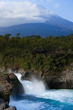 Mt. Osorno, Puerto Montt, Chile
