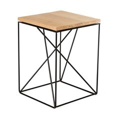 Image of alpha stool/side tables