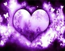 Purple Glitter Happy Valentine's Day | Black And Purple Glitter Backgrounds - Bing Images More