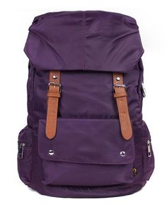 PURPLE Soft Nylon Backpack School Bag!Great Quality,Waterproof and Silky Feeling Materials! by Jam_closet. Save 53 Off!. $32.99. If you are not pleased with your purchase, we'll be happy to make an exchange or refund the product price (less our actual S&H cost) within 10 days from the date you receive your shipment. Please email us for a RMA # before you send your order back. For detail return procedures, please check our Return Instruction below. For any exchange or refund, the ...