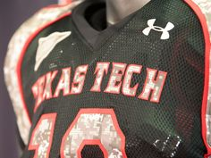 Wounded Warrior Project #TexasTech #Football