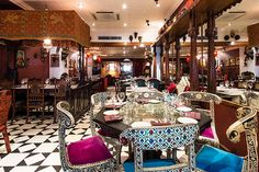 London's 12 Best Indian And Pakistani Restaurants #refinery29: Chor Bizarre