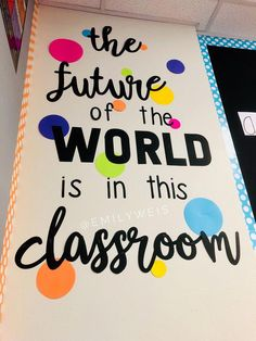 Sensational DIY decoration ideas for classroom - Make your classroom not just a place to discover and get understanding but likewise a great and remarkable area to hangout! classroom, Excellent DIY Classroom Decoration Ideas & Themes to Inspire You Diy Classroom Decorations, Classroom Displays, Classroom Organization, Diy Decoration, Preschool Classroom Decor, Infant Classroom Ideas, Classroom Decoration Ideas, Classroom Wall Decor, Classroom Door Quotes