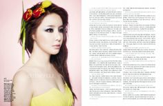 Park Bom Allure Korea March '13: 송정완 (Song Jung Wan) S/S '13 SS NY collection http://www.eiffelinseoul.com/2013/03/park-bom-blossoms-for-allure-korea.html http://www.big21fashion.com/2013/02/son-jung-wan-1.html