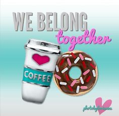 This is SO ADORABLE! Are you a coffee and donuts kind of person? I love both, but try not to have either! #Coffee #CoffeeAndDonuts #CoffeeJewelry #CustomJewelry #FreeJewelry #DonutJewelry #ChocolateDonut #SprinkleDonut