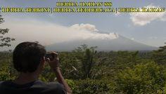 Magma Pada Gunung Agung Bergerak ke Atas