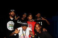 West Coast Alliance Roc Tha Mic Pt 1