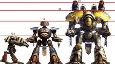 forge world warlord titan - Google Search